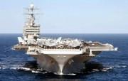 海上巨无霸 航母 壁纸16 海上巨无霸航母 军事壁纸