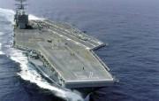 海上巨无霸 航母 壁纸17 海上巨无霸航母 军事壁纸