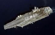 海上巨无霸 航母 壁纸18 海上巨无霸航母 军事壁纸