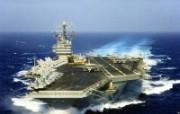 军舰航母海洋之狮 军事壁纸