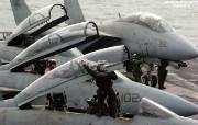 美国海军F14雄猫战斗机 美国海军F14雄猫战斗机 军事壁纸