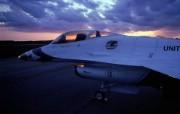 美国空军USAF的雷鸟 USAF Thunderbirds 壁纸4 美国空军USAF的雷 军事壁纸