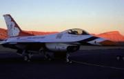 美国空军USAF的雷鸟 USAF Thunderbirds 壁纸5 美国空军USAF的雷 军事壁纸