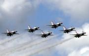美国空军USAF的雷鸟 USAF Thunderbirds 壁纸11 美国空军USAF的雷 军事壁纸