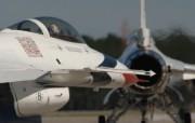 美国空军USAF的雷鸟 USAF Thunderbirds 壁纸24 美国空军USAF的雷 军事壁纸