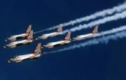 美国空军USAF的雷鸟 USAF Thunderbirds 壁纸27 美国空军USAF的雷 军事壁纸