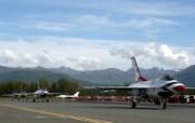 美国空军USAF的雷鸟 USAF Thunderbirds 壁纸29 美国空军USAF的雷 军事壁纸