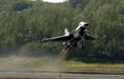 美国空军USAF的雷鸟 USAF Thunderbirds 壁纸30 美国空军USAF的雷 军事壁纸