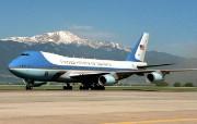 美国空军一号壁纸 美国空军一号壁纸 军事壁纸