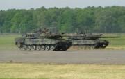 面向21世纪的豹2A5和豹2A6型 面向21世纪的豹2A5和豹2A6型 军事壁纸