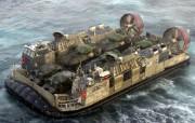 汽垫船LCAC壁纸 军事壁纸