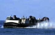 汽垫船LCAC壁纸 汽垫船LCAC壁纸 军事壁纸