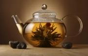 茶的写真 2 1 茶的写真 美食壁纸