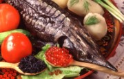 俄式饮食大餐 2 14 俄式饮食大餐 美食壁纸