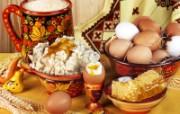 俄式饮食大餐 2 9 俄式饮食大餐 美食壁纸