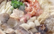 海鲜美食 7 5 海鲜美食 美食壁纸
