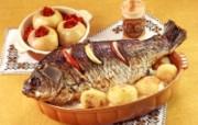 俄式饮食大餐 美食壁纸
