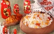 俄式饮食大餐 1 18 俄式饮食大餐 美食壁纸