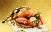 俄式饮食大餐 1 17 俄式饮食大餐 美食壁纸