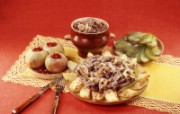 俄式饮食大餐 1 12 俄式饮食大餐 美食壁纸