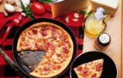 Pizza 1 2 Pizza 美食壁纸