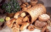 面包 1 3 面包 美食壁纸