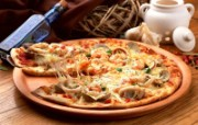Pizza 2 8 Pizza 美食壁纸
