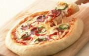 Pizza 2 5 Pizza 美食壁纸