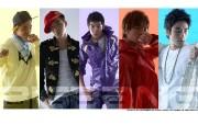 BIGBANG 韩国帅哥明星组合 壁纸11 BIGBANG (韩 明星壁纸