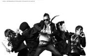 BIGBANG 韩国帅哥明星组合 壁纸16 BIGBANG (韩 明星壁纸