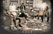 BIGBANG 韩国帅哥明星组合 壁纸20 BIGBANG (韩 明星壁纸