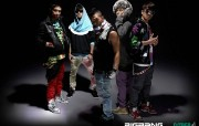 BIGBANG 韩国帅哥明星组合 壁纸22 BIGBANG (韩 明星壁纸