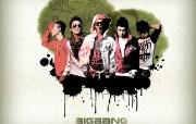 BIGBANG 韩国帅哥明星组合 壁纸24 BIGBANG (韩 明星壁纸