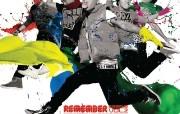 BIGBANG 韩国帅哥明星组合 壁纸25 BIGBANG (韩 明星壁纸