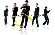 BIGBANG 韩国帅哥明星组合 壁纸29 BIGBANG (韩 明星壁纸