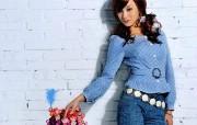 陈艺丹 美女模特写真壁纸 壁纸3 陈艺丹 美女模特写真 明星壁纸