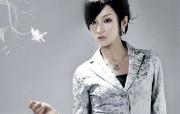 陈艺丹 美女模特写真壁纸 壁纸5 陈艺丹 美女模特写真 明星壁纸
