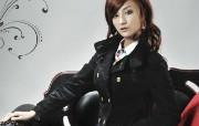 陈艺丹 美女模特写真壁纸 壁纸6 陈艺丹 美女模特写真 明星壁纸