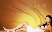 韩国女星Jeon Ji Hyun 全智贤17茶广告壁纸 明星壁纸