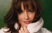 好莱坞 Hollywood女明星高清美女宽屏壁纸 壁纸9 好莱坞Hollyw 明星壁纸