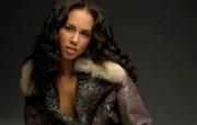 好莱坞女星高清合辑 一 Alicia Keys 艾莉西亚 凯斯 高清壁纸 好莱坞女星高清合辑一 明星壁纸