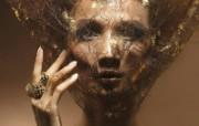 黄超燕 法国Dior特聘模特 壁纸2 黄超燕(法国Dior 明星壁纸