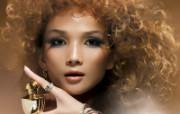 黄超燕 法国Dior特聘模特 壁纸3 黄超燕(法国Dior 明星壁纸