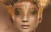黄超燕 法国Dior特聘模特 壁纸4 黄超燕(法国Dior 明星壁纸