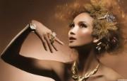 黄超燕 法国Dior特聘模特 壁纸6 黄超燕(法国Dior 明星壁纸