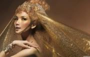 黄超燕 法国Dior特聘模特 壁纸8 黄超燕(法国Dior 明星壁纸