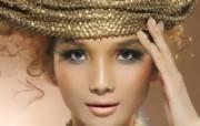 黄超燕 法国Dior特聘模特 壁纸9 黄超燕(法国Dior 明星壁纸