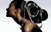 黄超燕 法国Dior特聘模特 壁纸10 黄超燕(法国Dior 明星壁纸