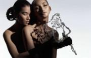 黄超燕 法国Dior特聘模特 壁纸11 黄超燕(法国Dior 明星壁纸