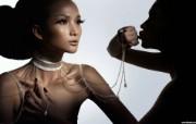 黄超燕 法国Dior特聘模特 壁纸12 黄超燕(法国Dior 明星壁纸